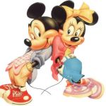 Micky Mouse e Minnie