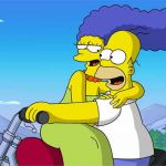 Homer Simpson e Marge Simpson
