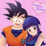 Goku e Chichi