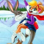 Bugs Bunny e Lola
