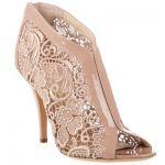 Sandali floral trim Givenchy