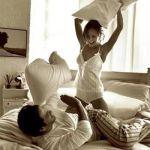 Battaglia coi cuscini