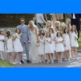 Matrimonio Kate Moss - Foto 31